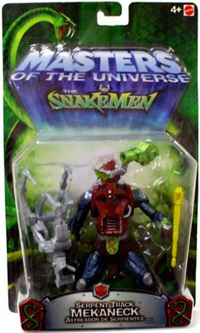 Masters of the Universe Vs. The Snake Men Mekaneck Action Figure [Serpent Track]