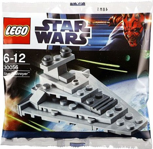 LEGO Star Wars A New Hope Star Destroyer Mini Set #30056 [Bagged]