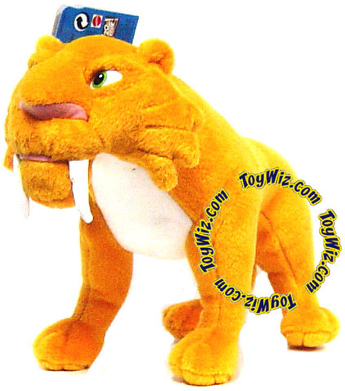 Ice Age 2 The Meltdown Diego Plush