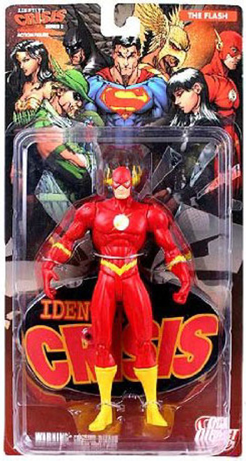 DC Identity Crisis Series 2 The Flash Action Figure