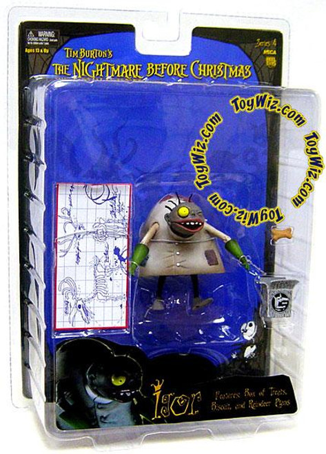 NECA The Nightmare Before Christmas Series 4 Igor Action Figure