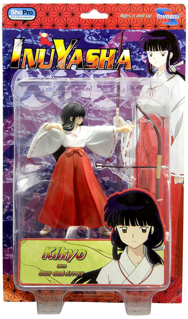 InuYasha Series 2 Kikyo Action Figure