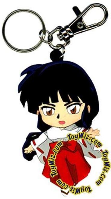 InuYasha Accessories Chibi Kikyo Keychain