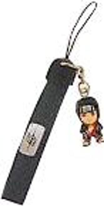 Naruto Itachi Cell Phone Dangler