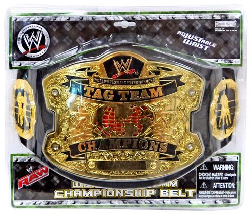 WWE Wrestling Kids Replicas RAW Tag Team Championship Belts