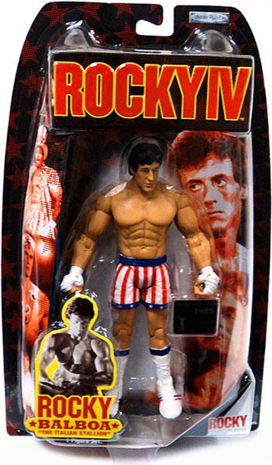 Rocky IV Series 4 Rocky Balboa Action Figure [Pre Fight]