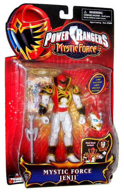 Power Rangers Mystic Force Jenji Action Figure