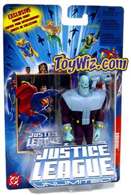 Justice League Unlimited Brainiac Action Figure