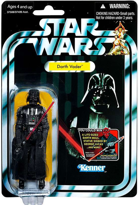 Star Wars A New Hope Vintage Collection 2012 Darth Vader Action Figure #93