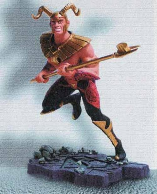 DC Kingdom Come Gog Statue