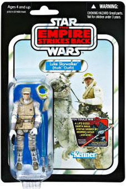 Star Wars The Empire Strikes Back Vintage Collection 2012 Luke Skywalker Action Figure #95 [Hoth Outfit]