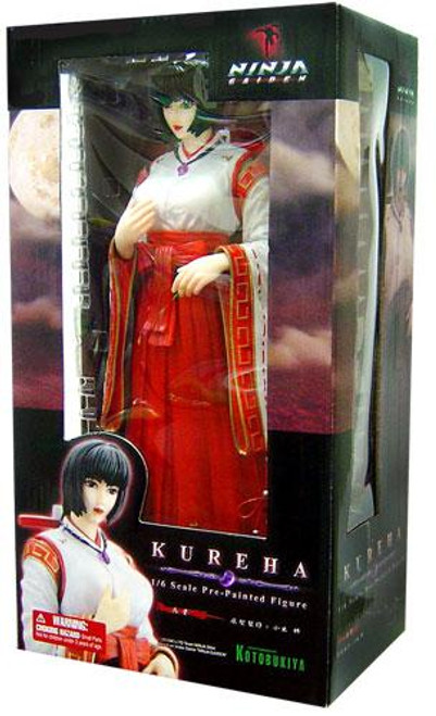 Ninja Gaiden Kureha 11.5-Inch PVC Statue