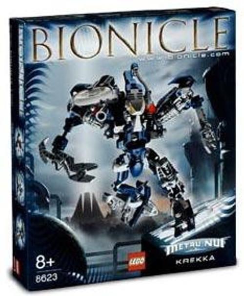 LEGO Bionicle Metru Nui Krekka Set #8623