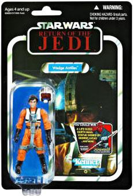 Star Wars Return of the Jedi Vintage Collection 2012 Wedge Antilles Action Figure #28