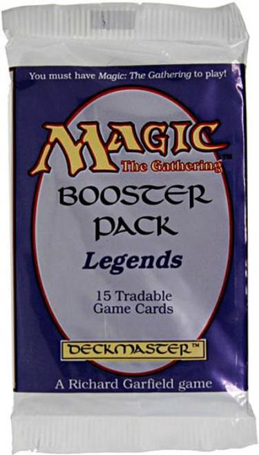 MtG Legends Booster Pack