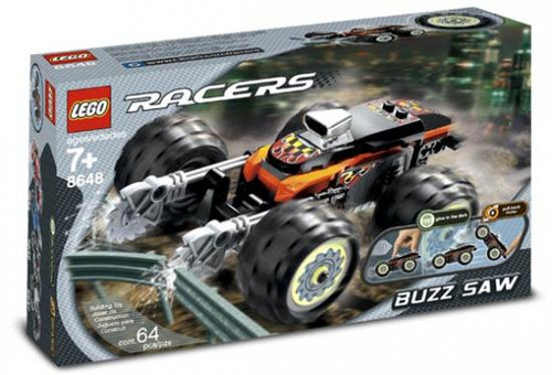 LEGO Racers Buzz Saw Set #8648