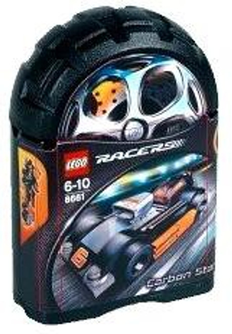 LEGO Racers Tiny Turbos Carbon Star Set #8661