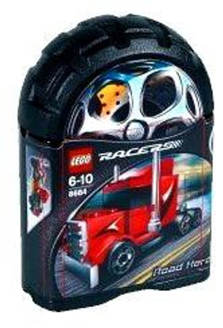 LEGO Racers Tiny Turbos Road Hero Set #8664