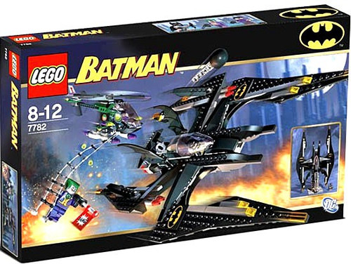 LEGO Batman The Batwing: The Joker's Aerial Assault Set #7782