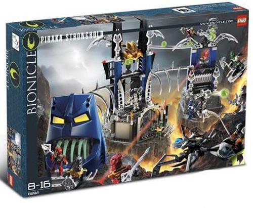 LEGO Bionicle Piraka Stronghold Set #8894