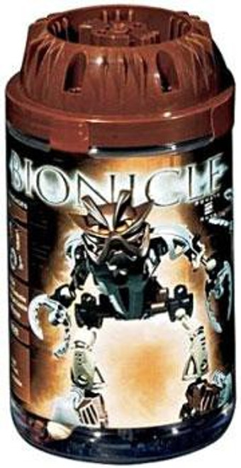 LEGO Bionicle Toa Super Nuva Toa Pohatu Set #8568