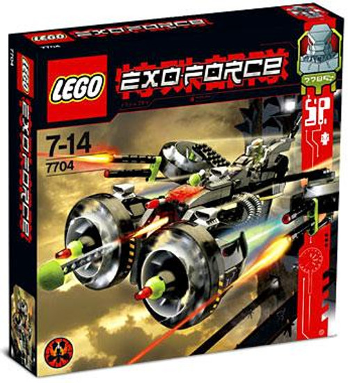 LEGO Exo Force Sonic Phantom Set #7704