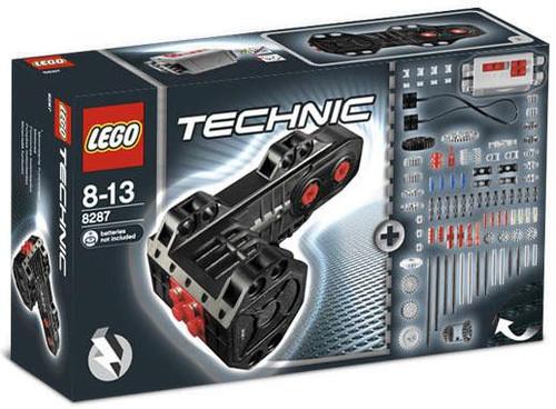 lego technic motor box set 8287 toywiz. Black Bedroom Furniture Sets. Home Design Ideas