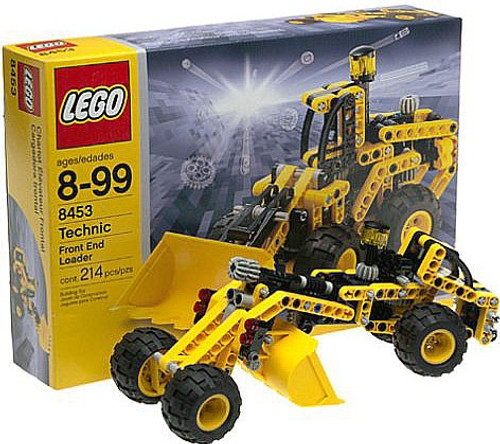 LEGO Technic Front End Loader Set #8453