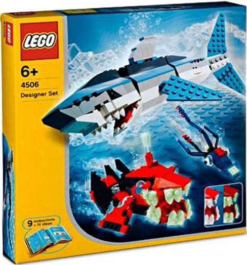 LEGO Deep Sea Predators Set #4506