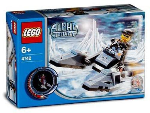 LEGO Alpha Team Chill Speeder Set #4742