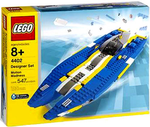 LEGO Sea Riders Set #4402