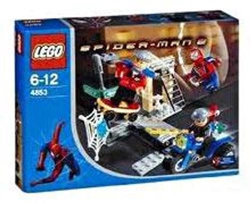LEGO Spider-Man 2 Spider-Man's Street Chase Set #4853