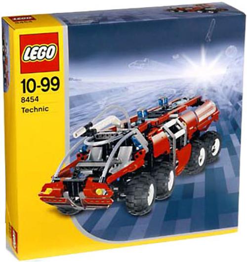LEGO Technic Rescue Truck Set #8454