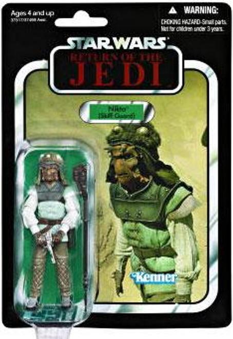 Star Wars Return of the Jedi Vintage Collection 2012 Nikto Action Figure #99 [Skiff Guard]