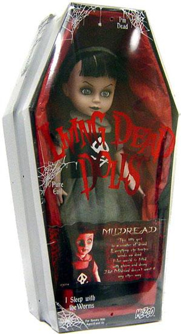 Living Dead Dolls Series 10 Mildread Doll