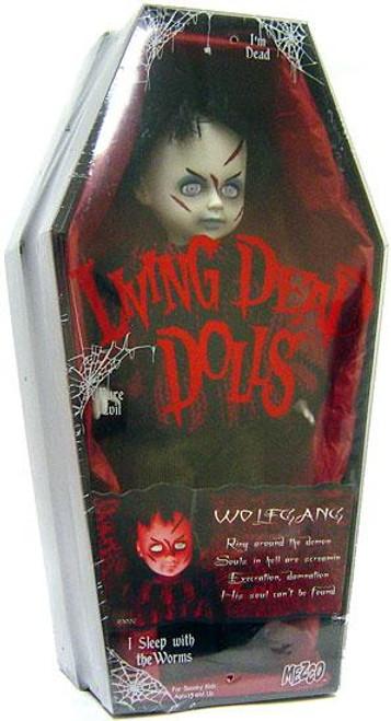 Living Dead Dolls Series 10 Wolfgang Doll