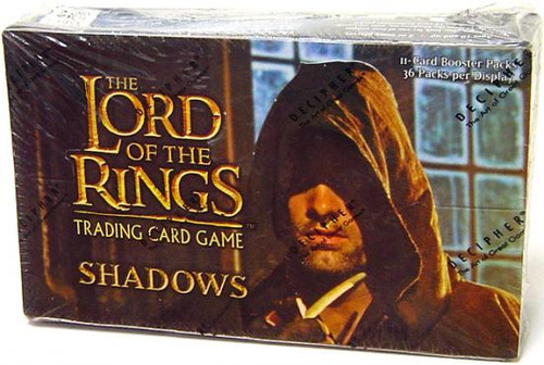 The Lord of the Rings Trading Card Game Shadows Booster Box