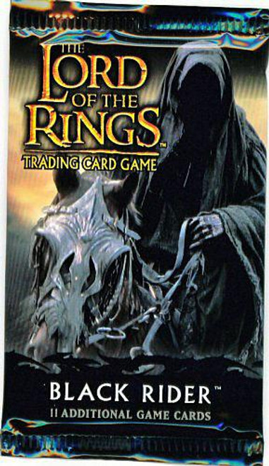 The Lord of the Rings Trading Card Game Black Riders Booster Pack