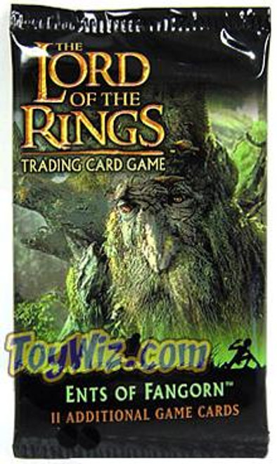 The Lord of the Rings Trading Card Game Ents of Fangorn Booster Pack