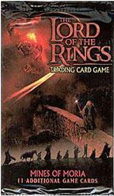 The Lord of the Rings Trading Card Game Mines of Moria Booster Pack