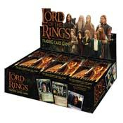 The Lord of the Rings Trading Card Game The Fellowship of the Ring Booster Box