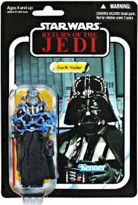 Star Wars Return of the Jedi Vintage Collection 2012 Darth Vader Action Figure #115 [Electrocuted]