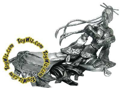 Final Fantasy Trading Arts Vol. 1 Lulu PVC Figure [Chrome Color]