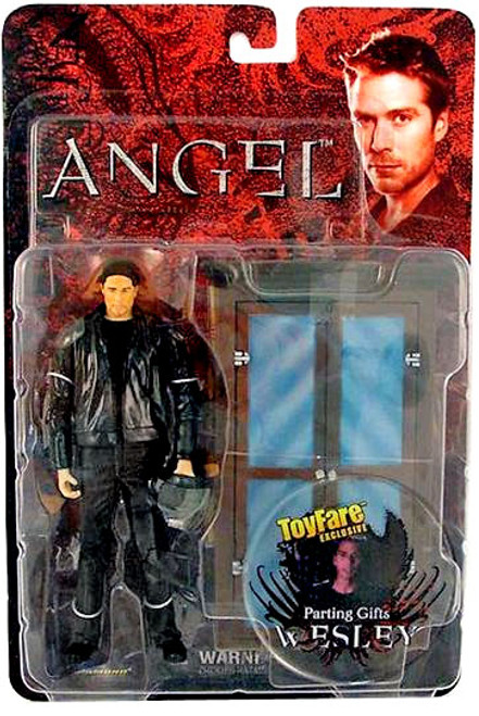 Angel Series 3 Wesley Exclusive Action Figure [Parting Gifts, Carded]