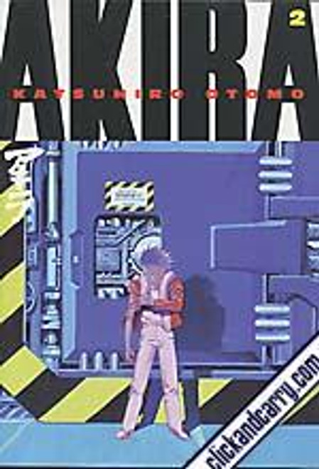 Manga Akira Comic Book #2