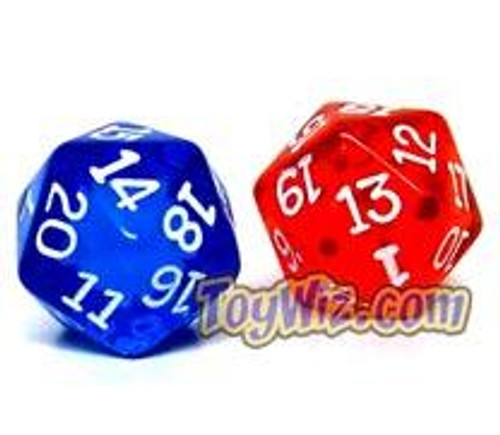 MtG Pair of 20-Sided Dice [Life Counters]