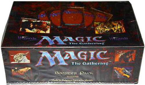 MtG 4th Edition Booster Box [Sealed]