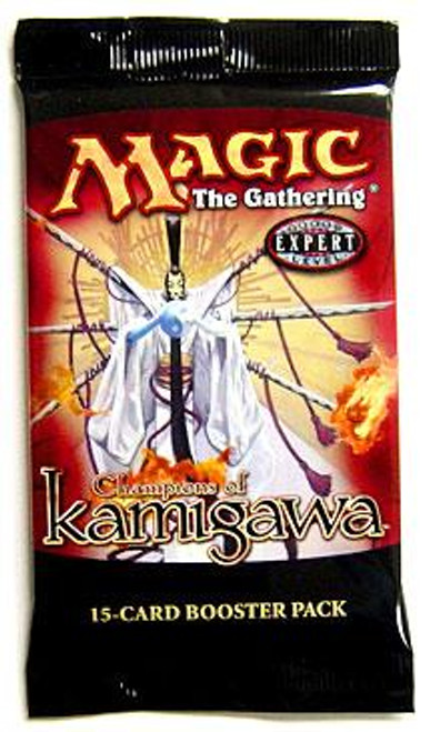 MtG Champions of Kamigawa Booster Pack Booster Pack