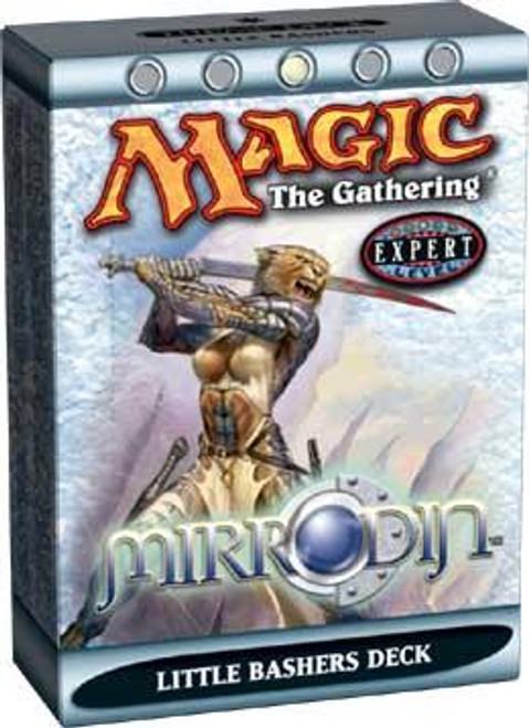 MtG Mirrodin Little Bashers Theme Deck [Sealed Deck]