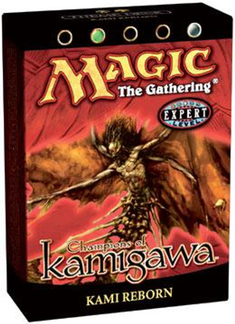 MtG Champions of Kamigawa Kami Reborn Theme Deck [Sealed Deck]